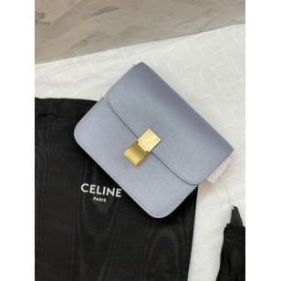 Celine Teen Classic Box - Arctic Blue