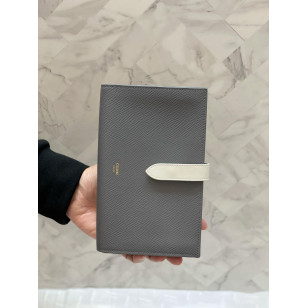 Celine Large Strap Wallet - 灰色 88折
