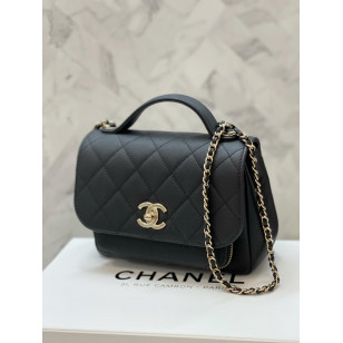 Chanel Business Affinity Bag - Small Size A93749 B00098 94305